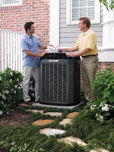 Maintenance Service Agreement - Central Heating & Air in Baton Rouge