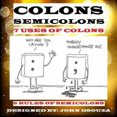 Best 20+ Semicolon use ideas on Pinterest | Use of semicolon, How ...