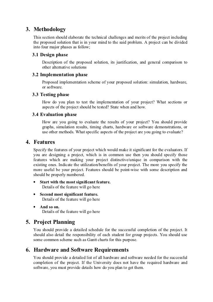 Sample Technical Proposal Template. Technical Proposal Template ...