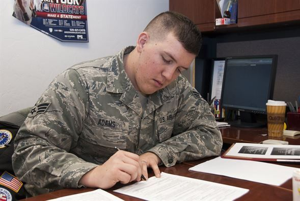 JAG Corps serves its most important client: 162nd FW Airmen ...