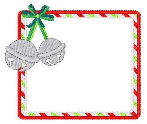 Holidays Embroidery Design: Christmas Border from Embroidery Patterns