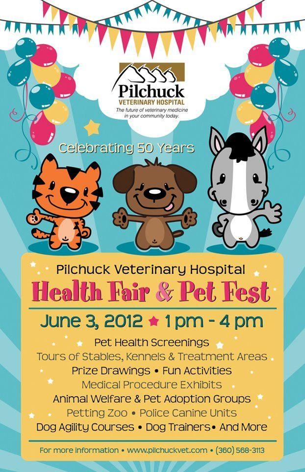 Pilchuck Veterinary Hospital Announces 2012 Health Fair and Pet ...