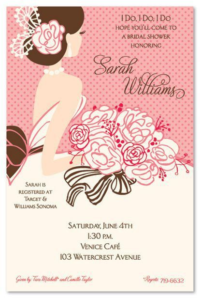 brides invitation templates best 20 bridal shower invitation ...