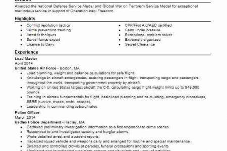 security forces 4 2011 resume loren k schwappach air force - Security Forces Resume