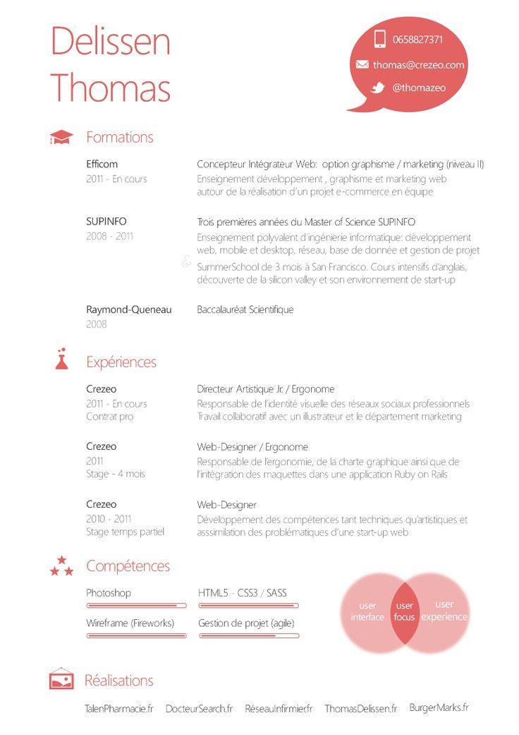 Ui Designer Resume | haadyaooverbayresort.com