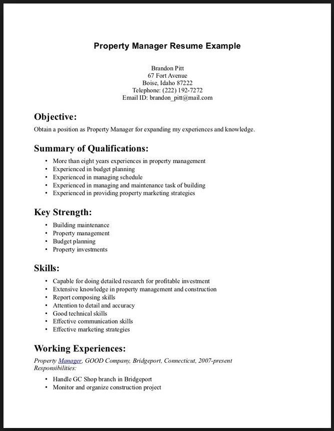 Download Examples Of Good Skills To Put On A Resume ...