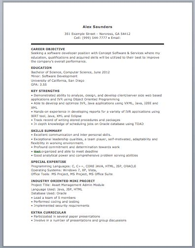 programmer resume 9 free samples examples format. resume program ...