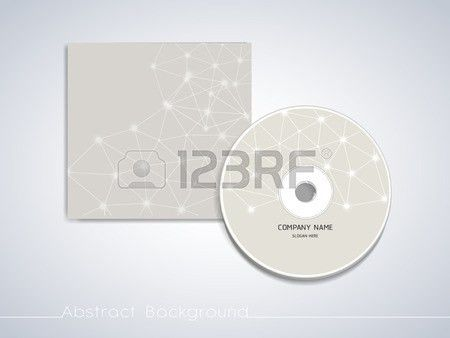 997 Music Cd Cover Template Stock Illustrations, Cliparts And ...