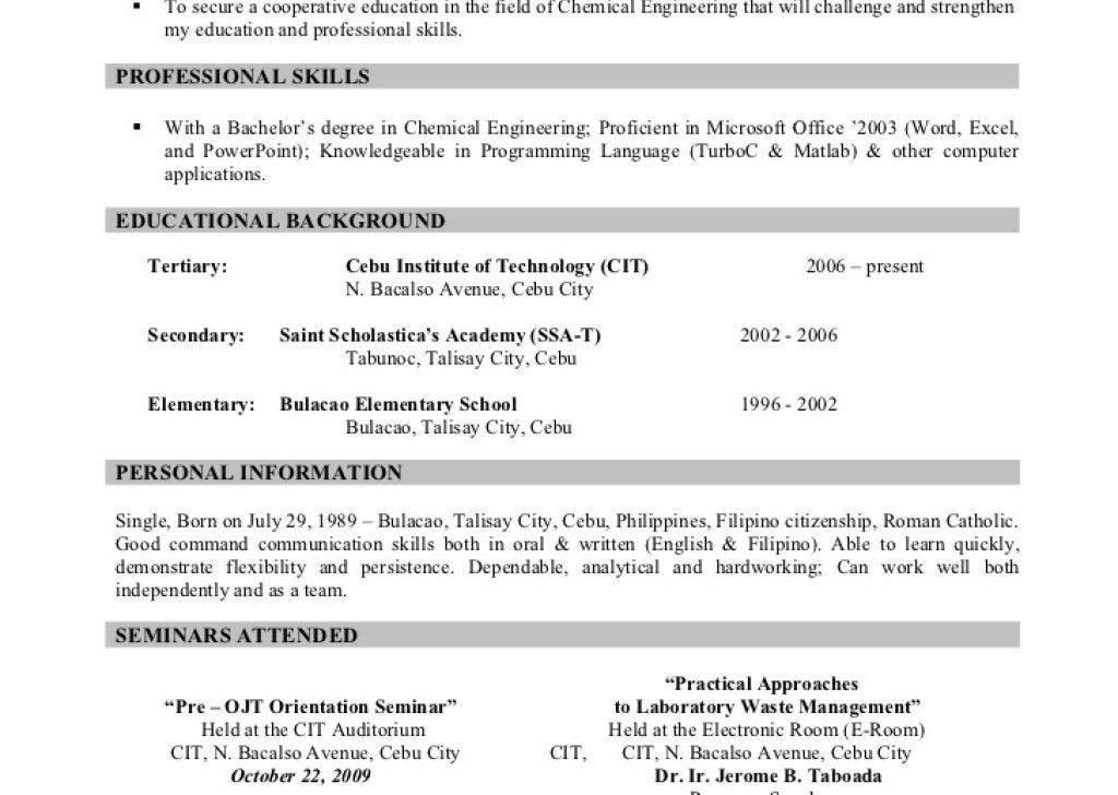 Oceanfronthomesforsaleus Winsome Examples Of Good Resumes That Get ...