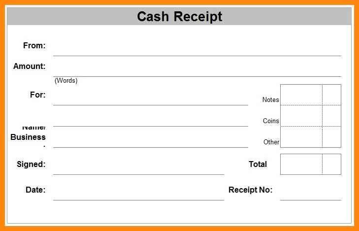 10+ cash receipt sample | reporter resume