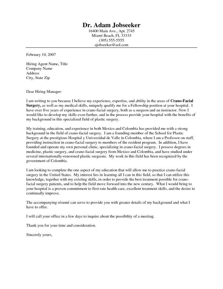 Download Writing Cover Letter For Internship ...