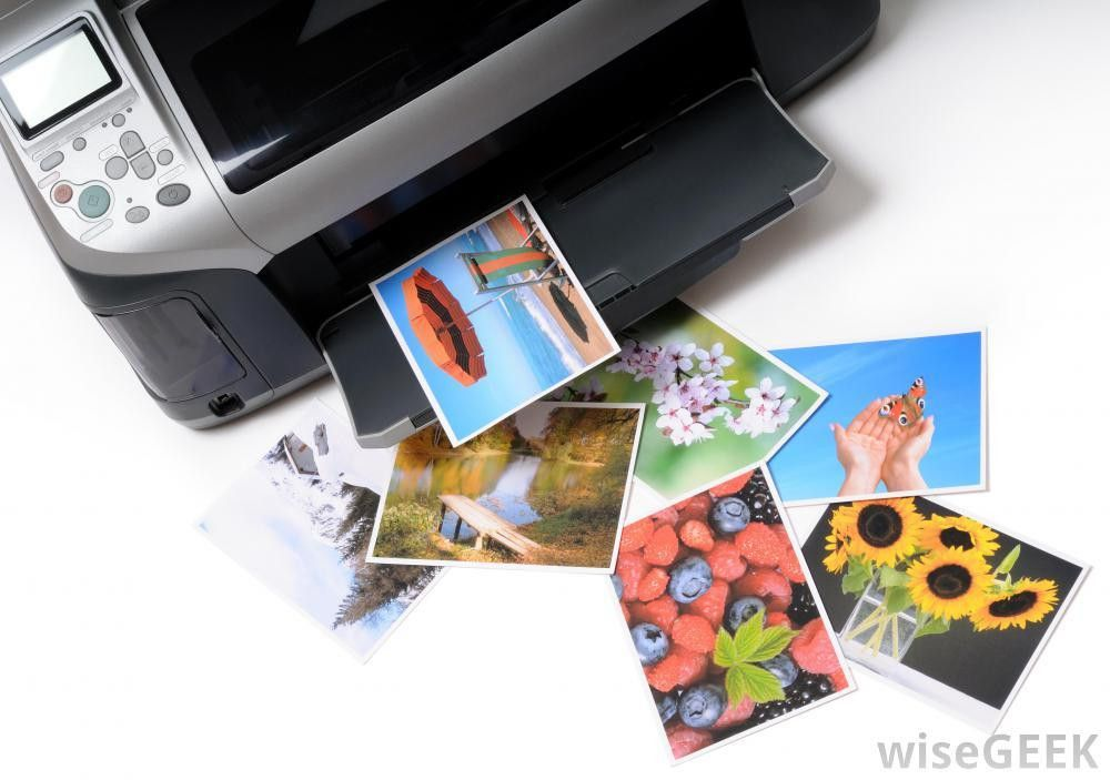 What is a Photo Printer? (with pictures)