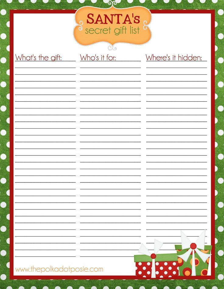11 best Christmas notepads images on Pinterest   Christmas ...