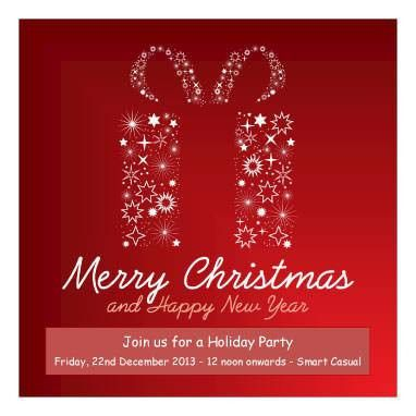 Holiday Party Flyer Template. Holiday Party Flyer Template 21+ ...