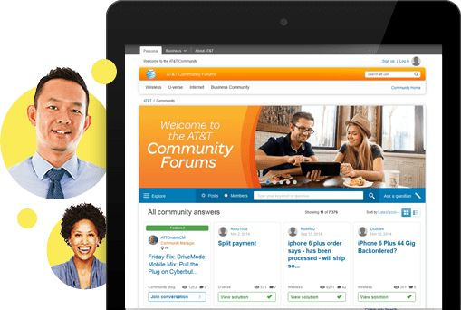 AT&T - Communications Social Customer Service Solutions - Lithium ...