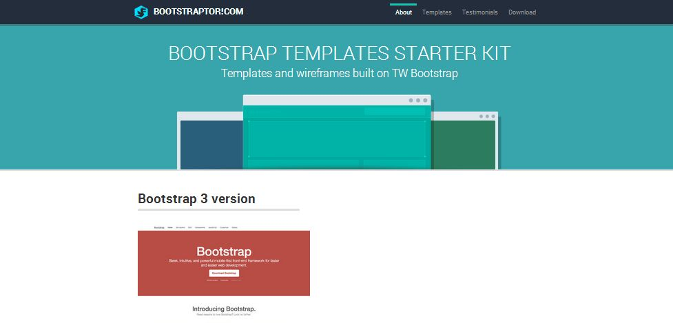 useful bootstrap 3 examples and tutorials