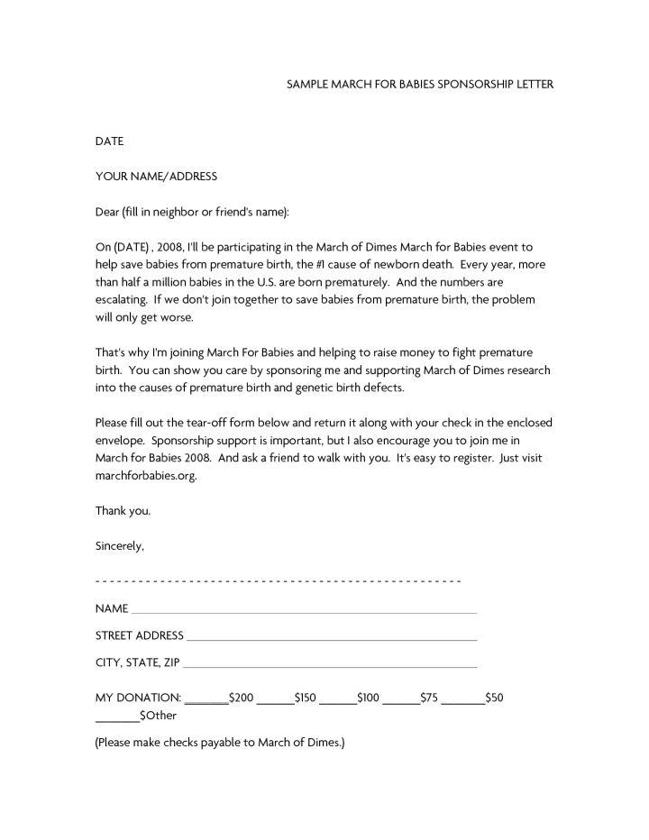 Fishing Sponsorship Cover Letter | Docoments Ojazlink