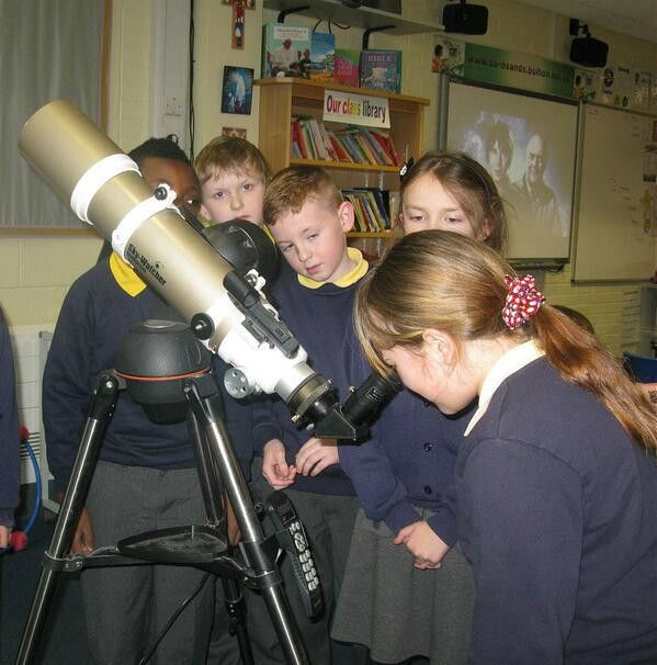 "SS Osmund and Andrew on Twitter: ""#stargazing Our Year 4 children ..."