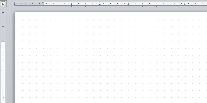 Make Dot Grid Paper with Word Document - wellsr.com