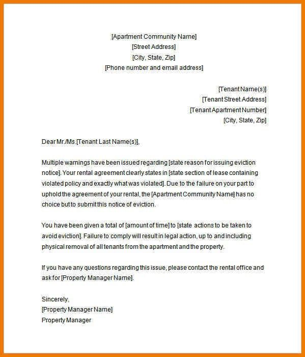 9+ format of a notice | postal-carrier