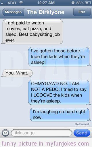 babysitter — funny jokes quotes and sayings - http://www ...