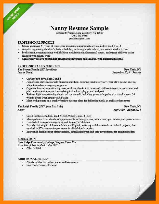 Bio Resume Samples. artist resume free graphics production artist ...