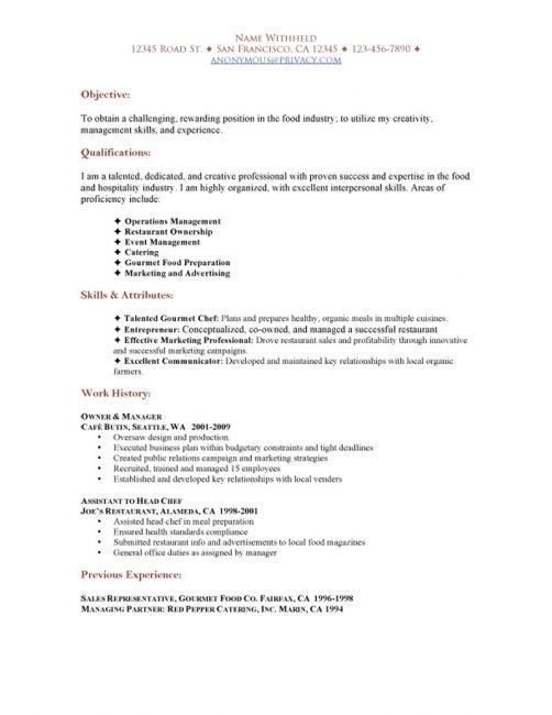 72 best resume images on Pinterest | Resume ideas, Resume tips and ...