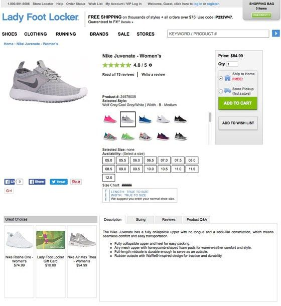Tips for Testing Product Detail Pages - Ecommerce Illustrated