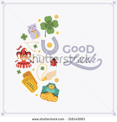 Vector Decorating Design Made Lucky Charms Stock Vector 311344703 ...