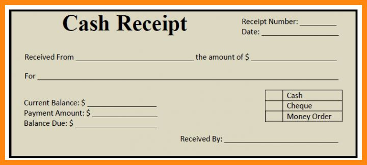 10+ cash receipt sample | reporter resume