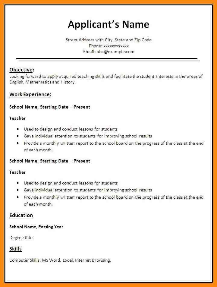180486836937 - Sample Resume Accounting Word Boeing Resume Word ...