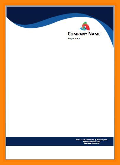 9+ letterhead designs free download   nurse resumed