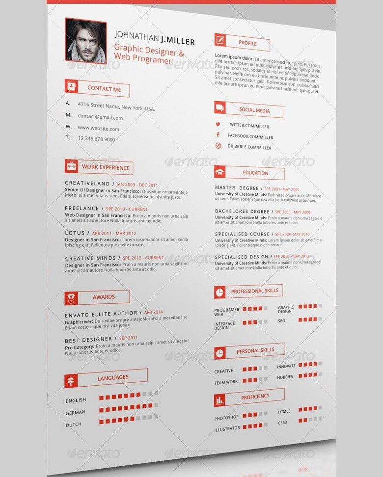 Best Resume Formats - 47+Free Samples, Examples, Format   Free ...