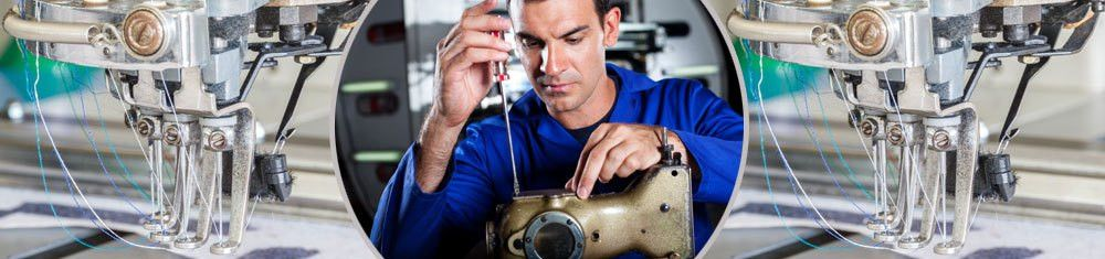 Sewing Machine Mechanic Training | Industry