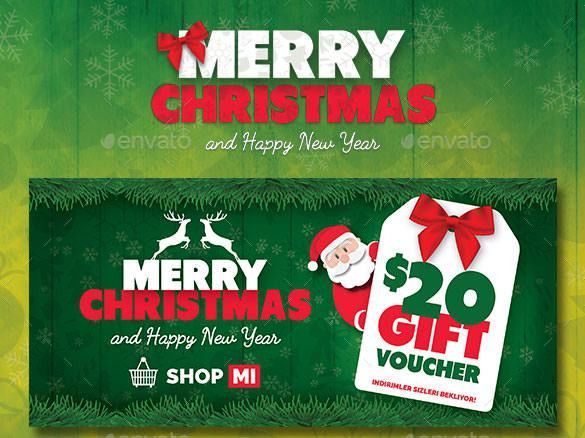 150+ Christmas Card Templates – Free PSD, EPS, Vector, AI, Word ...