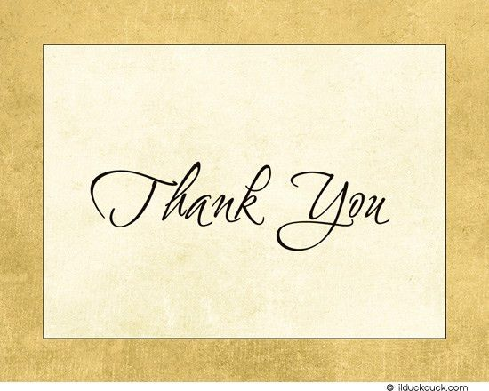 Thank You Card: Popular Gallery Design Thank You Cards Notes For ...