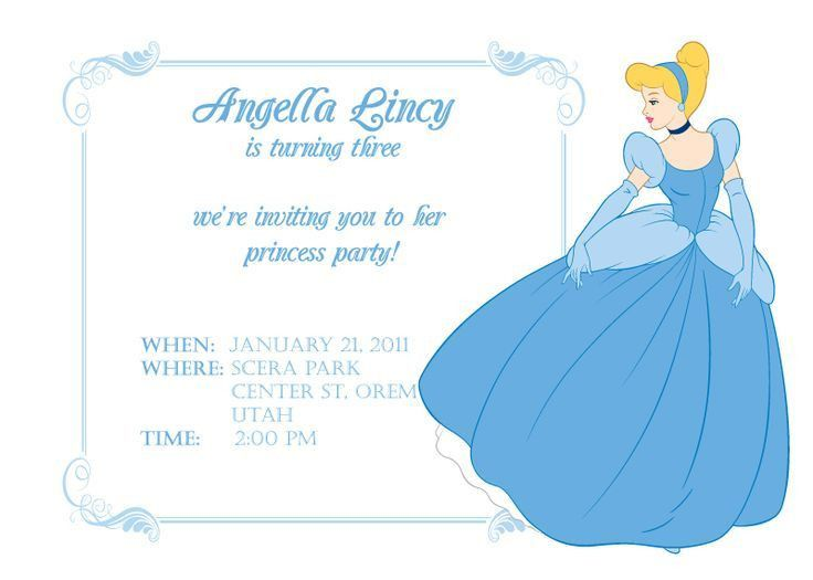 170 best Free Printable Birthday Party Invitations images on ...