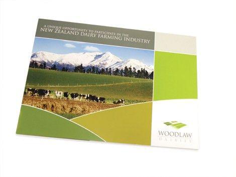 Rural Real Estate Marketing | Real Estate Brochure Design