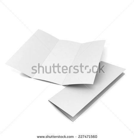 Folded Brochure Stock Images, Royalty-Free Images & Vectors ...