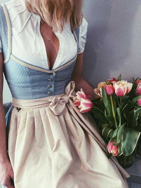 Cute dresses for Oktoberfest 15 best outfits - cute dresses