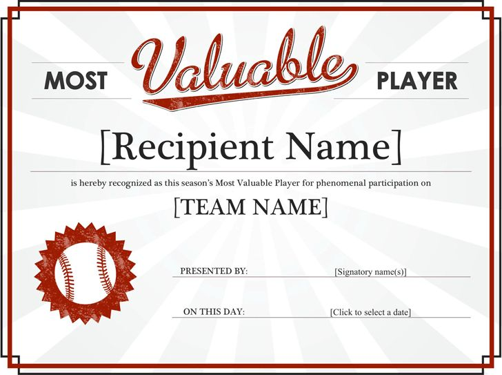Award Certificate Templates - Template Free Download | Speedy Template