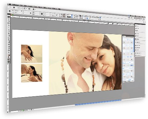 InDesign Album Templates for Photographers from Khara Plicanic