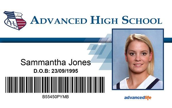 ID Cards | advancedlife | School Photography and Print Specialists