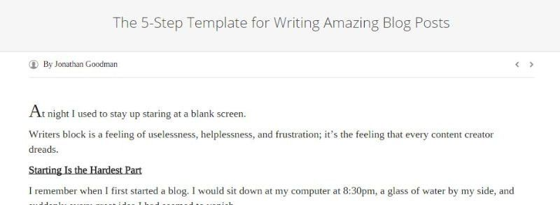 Top 9 Blog Writing Templates | Gerome Soriano | Pulse | LinkedIn