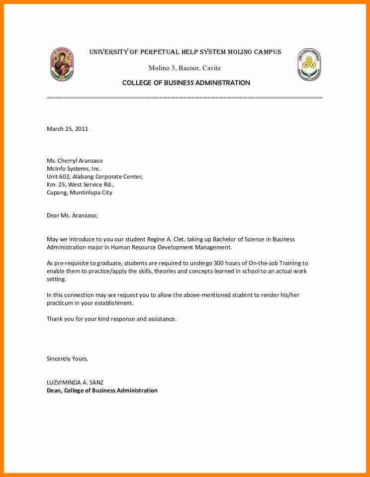 9+ endorsement letter sample for employment - mail clerked