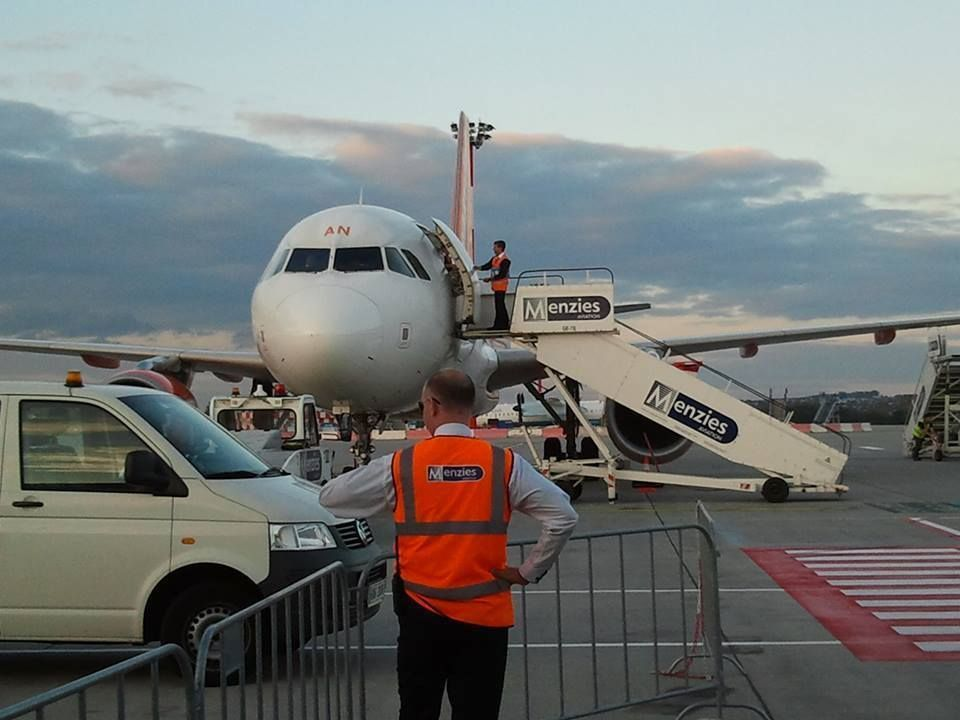 Menzies Aviation Ramp Agent Salaries | Glassdoor