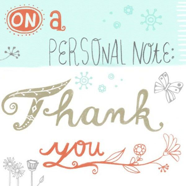 How to Write a Thank You Note | Hallmark Ideas & Inspiration