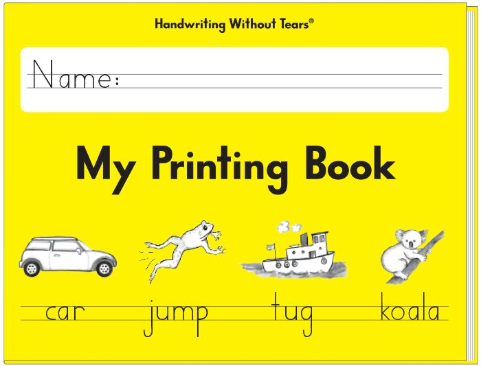 Products By Type | Learning Without Tears