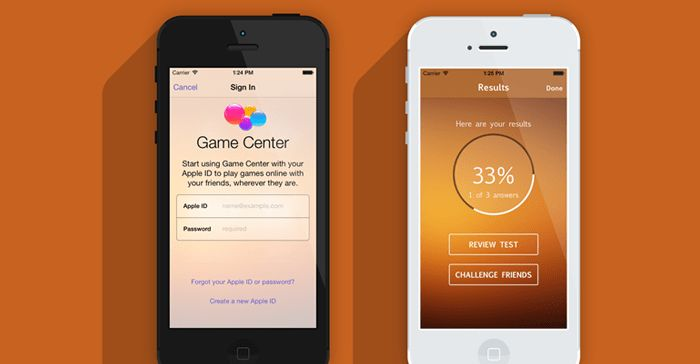 Quiz Maker - Fully Functional Quiz App Template | iPhone and iOS ...