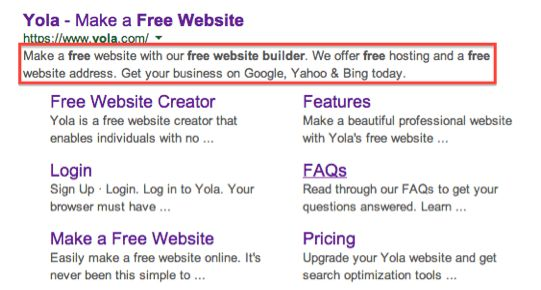 3 key tips to adding in your site's metadata | Yola